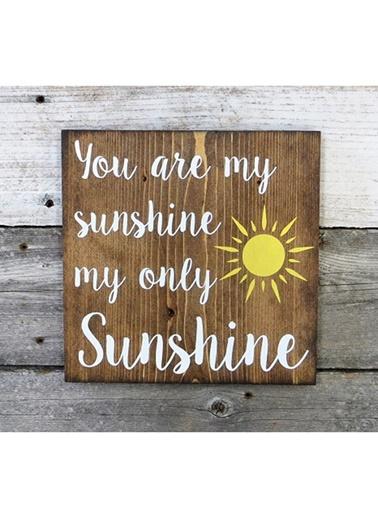 My Sunshine Tablo-Oldwooddesign